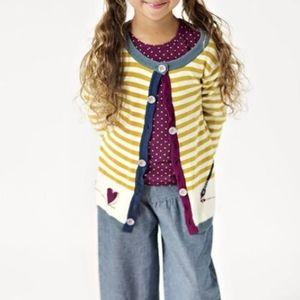 MATILDA JANE old gold cardigan 12